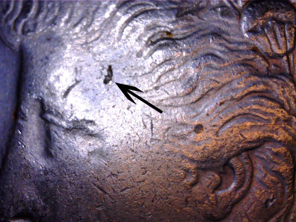 Counterfeit Morgan Detecting: 1884-S   Silver Seeker